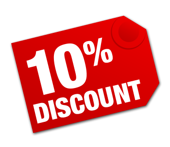 Limited Time 10% Discount Available on Our Most Popular Programs