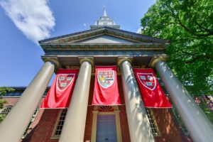 Early decisions at Ivy league schools