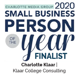 Dr. Klaar named a finalist in Charlotte Media Weekly's Small Businessperson of the Year!
